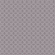Lewis & Irene - Celtic Reflections - 5927 - Metallic Silver Knot on Grey - A334.2 - Cotton Fabric